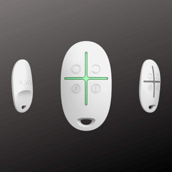 Брелок керування ajax spacecontrol білий