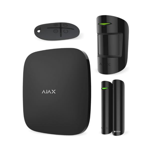 Стартовий набір сигналізації ajax starterkit