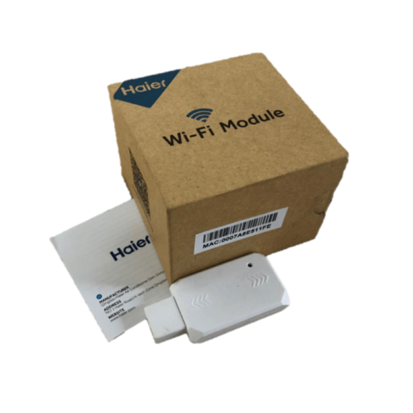 Коробка для wifi модуля haier