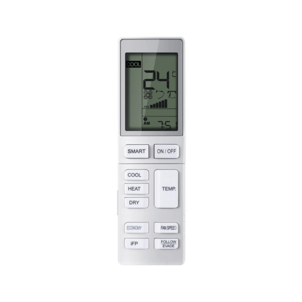 Пульт керування Haier cassette inverter