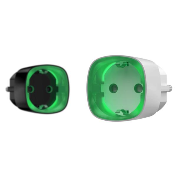 Розумна розетка ajax socket чорна і біла
