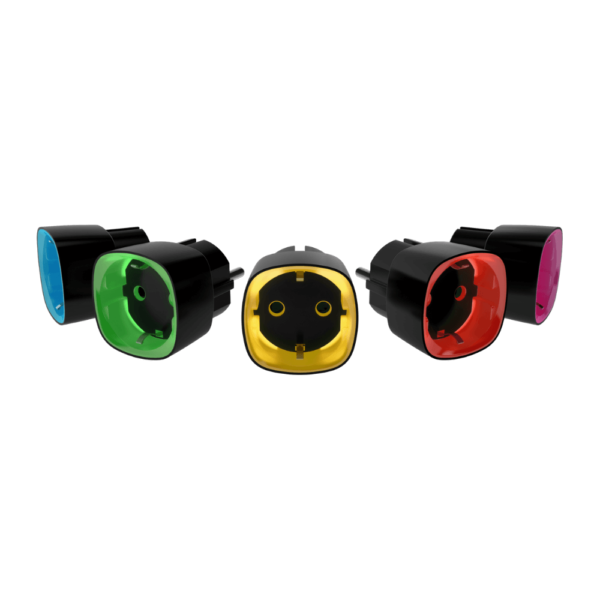Розумна розетка ajax socket різні кольори
