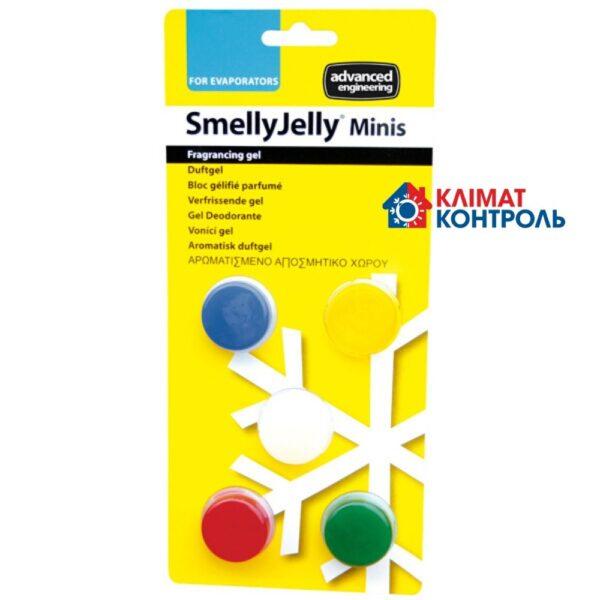 mini smelly jelly - ароматор для кондиціонера