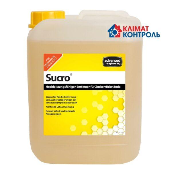 sucro спеціалізований миючий засіб для кондиціонерів
