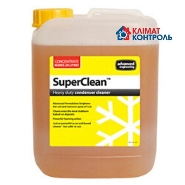 superclean - потужний чистячий засіб для кондиціонерів